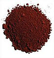 Burnt Sienna Pigment Powder (30ml) -- Paint Pigment -- #73106