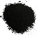 Carbon Black Pigment Powder (30ml) -- Paint Pigment -- #73116