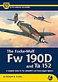 The Focke Wulf Fw190D & Ta152 -- Authentic Scale Model Airplane Book -- #am3