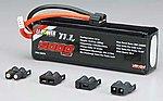 LiPo 3S 11.1V 5000mAh 35C Univ Plug System