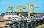 Overhead Crane Kit -- N Scale Model Railroad Building -- #47901