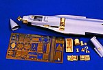 F16 Super Detail Set -- Plastic Model Aircraft Accessory -- 1/48 Scale -- #0375