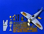 P47 Super Detail Set -- Plastic Model Aircraft Accessory -- 1/72 Scale -- #0654