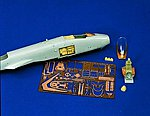 A10 Thunderbolt Update -- Plastic Model Aircraft Accessory -- 1/72 Scale -- #0840