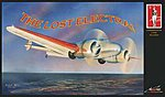 The Lost Electra -- Plastic Model Airplane Kit -- 1/53 Scale -- #53598