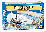 Pirate Ship in a Bottle Kit