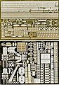 HMS Hood Ultimate Detail Set for TSM -- Plastic Model Ship Accessory -- 1/350 Scale -- #3514