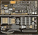Type VIIc U-Boat Detail Set for RVL -- Plastic Model Ship Accessory -- 1/72 Scale -- #7203
