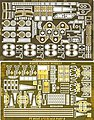 PT109 Torpedo Boat Detail Set for RMX -- Plastic Model Ship Accessory -- 1/72 Scale -- #7205