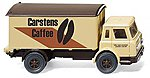 Box Truck Carstens Caffee - HO-Scale