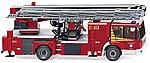 Ladder Truck Metz B32 - HO-Scale