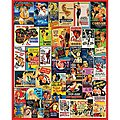 Movie Posters 1000pcs -- Jigsaw Puzzle 600-1000 Piece -- #1052pz