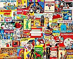 I Had One of Those Classic Toys Collage Puzzle (1000pc)