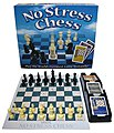 No Stress Chess -- Backgammon Chess Checker -- #1091