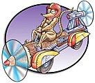Air Prop Racer