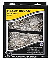 Ready Rocks -- Rock Face Rocks -- Model Railroad Miscellaneous Scenery -- #c1138