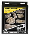 Ready Rocks -- Surface Rocks -- Model Railroad Miscellaneous Scenery -- #c1140