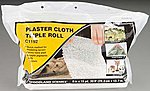 Plaster Cloth Triple Roll -- 8'' x 30' -- Model Railroad Mold Accessory -- #c1192