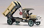 1-1/2 Ton Federal Dump Truck Kit -- HO Scale -- HO Scale Model Railroad Vehicle -- #d247