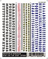 Benton & Windsor Decals -- Model Railroad Decal -- #dt502