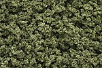 Underbrush Clump Foliage -- Olive Green -- Model Railroad Grass Earth -- #fc134