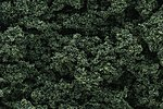 Clump Foliage -- Dark Green -- Model Railroad Tree -- #fc184