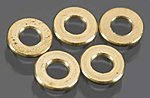 (bulk of 3) (bulk of 3) Washers 2-56 (5) -- Model Railroad Scratch Supply -- #h894