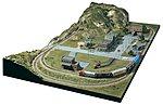 Mountain Valley Scenery Kit HO Scale -- Model Railroad Scenery Supply -- #s928