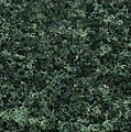 Turf Coarse Dark Green 12 oz -- Model Railroad Grass Earth -- #t65