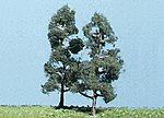 Softwood Pine Trees 3.25'' (5) -- Model Railroad Tree -- #tk14