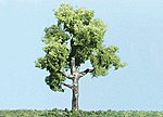 Shade Trees 4'' (2) -- Model Railroad Tree -- #tk19