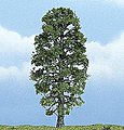 Premium Trees- 4-1/2'' Basswood (1) -- Model Railroad Tree -- #tr1618