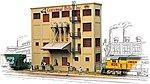 Centennial Mills Background Building - Kit -- HO Scale Model Railroad Building -- #3160