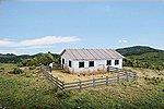 Hog House & Pen - Lasercut - Kit -- HO Scale Model Railroad Building -- #3337