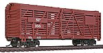 40' Stock Car Ready to Run Southern Pacific(TM) -- Model Train Freight Car -- HO Scale -- #1688