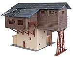 Coal Creek Tipple Kit -- Model Railroad Building -- HO Scale -- #911