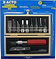 Standard Woodcarving Set-Carded