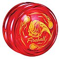 Fireball Yo-Yo -- Yo-Yo Toy -- #215