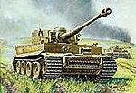 Tiger I Ausf.E -- Plastic Model Tank Kit -- 1/35 Scale -- #3646