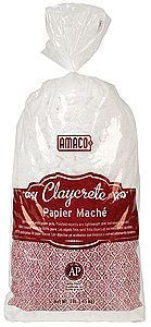 American Art Clay Co. Claycrete(R) Instant Papier Mache - 5lbs -- Model Railroad Mold Accessory -- #41811
