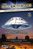 Atlantis Monument Valley UFO w/LED Lights 5 Dia. (New Tool) Science Fiction Plastic Model