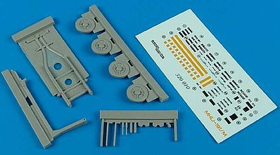Aerobonus MHU191/M Munition Transporter -- Plastic Model Aircraft Accessory -- 1/32 Scale -- #320010