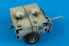 Aerobonus USAF 150 Gallon Fuel Bowser Plastic Model Military Vehicle 1/32 Scale #320036