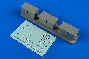 Aerobonus Flightline Universal Box Plastic Model Aircraft Accessory 1/32 Scale #320046