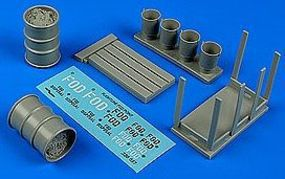 Aerobonus Flightline FOD Points Plastic Model Aircraft Accessory 1/32 Scale #320057