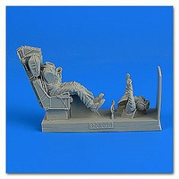 Aerobonus 1/32 USN F8 Fighter Pilot w/Ejection Seat