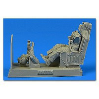 Aerobonus 1/32 USN A4 Pilot w/Ejection Seat for TSM & HSG