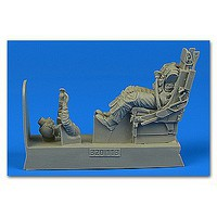 Aerobonus 1/32 USAF F105 Pilot w/Ejection Seat for TSM