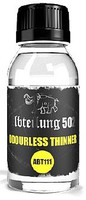 Abteilung Odorless Thinner 100ml Bottle Hobby Model and Oil Paint #111