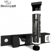 Abteilung Weathering Oil Paint Snow White 20ml Tube Hobby Model and Oil Paint #1